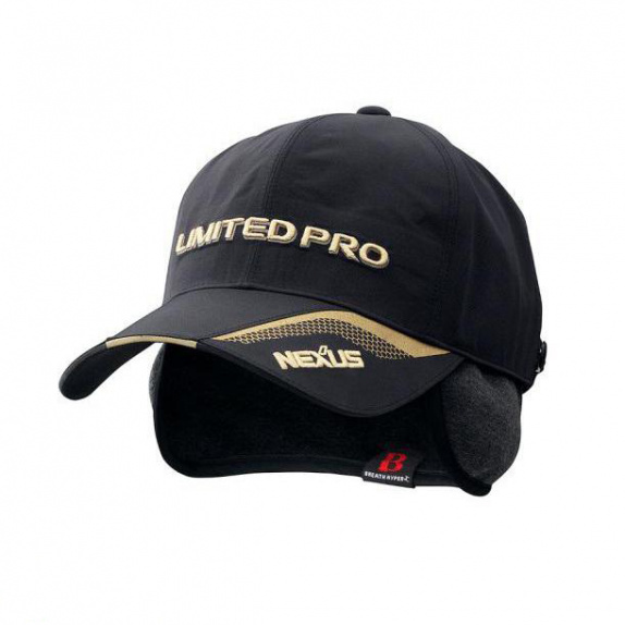 Кепка зимняя Limited Pro Gore-tex cap Black CA-116L KING (61 см)